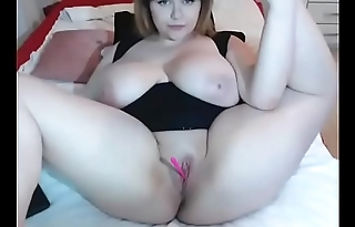 Sexy chubby white girl free pussy show