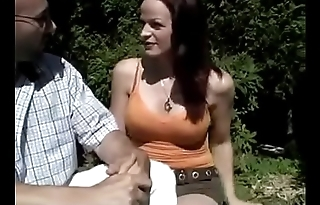 Bursting To Pee, Sexy Shy Lady Tries Her Best To Hold Until The End But Fails