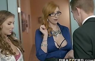 Brazzers - Big Tits at Work - (Lauren Phillips, Lena Paul) - Trailer preview