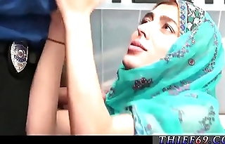 Petite girl big dick Hijab-Wearing Arab Teen Harassed For Stealing