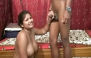 Busty Indian woman sensually active - Porn300.com