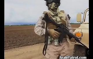 Arab Hooker Sucking On Black Soldiers Dick Point Of View