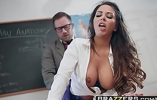 Brazzers - Big Tits at School - (Roxxy Lea, Freddy Flavas) - Trailer preview
