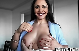 Mofos - Latina Sex Tapes - (Marta LaCroft) - Big Tit Latina Blows Client