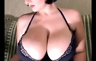 honcho woman with lactating tits
