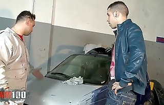Fixing the car and paying for it