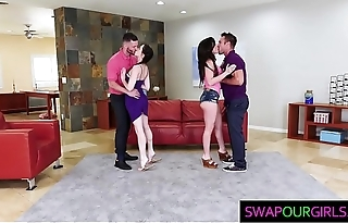 Barbecue Stepdaughter Snatch Swap