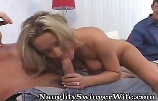 Hubby Wants In On The Fucking Too