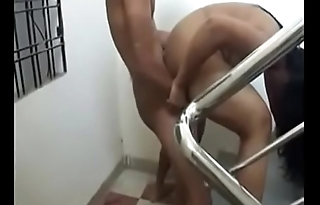 Self made hindi sex movie of a slutty bhabhi fucking her young suitor